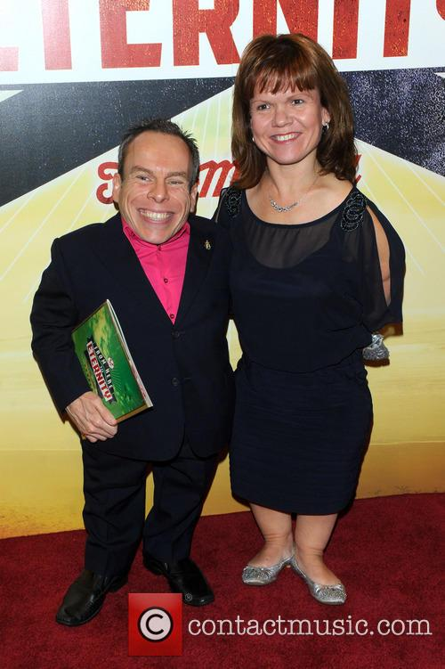Warwick Davis and Samantha Davis 2