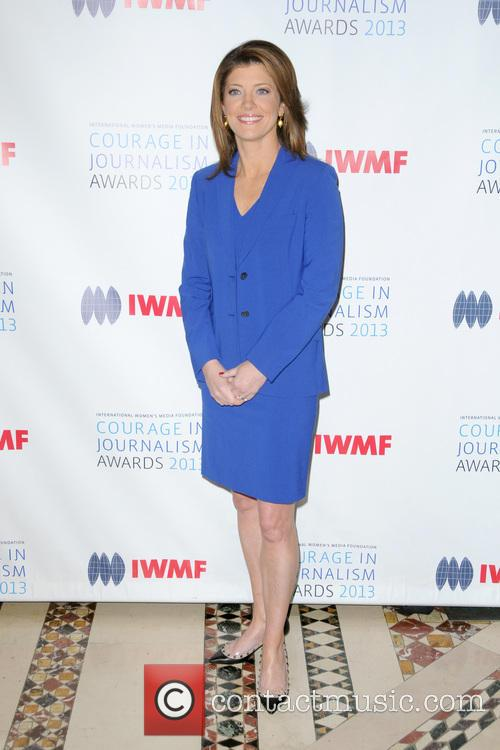 International Women's Media Foundation's 2013 Courage In Journalism...