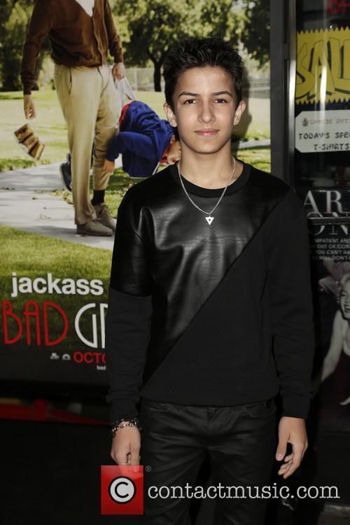 Jackass and Aramis Knight 7