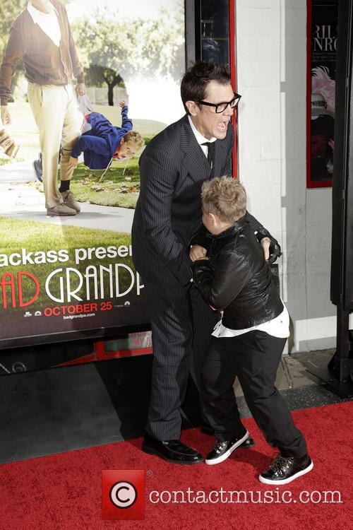 Jackson Nicoll and Johnny Knoxville 11