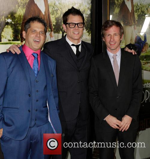Jeff Tremaine, Johnny Knoxville and Spike Jonze 4