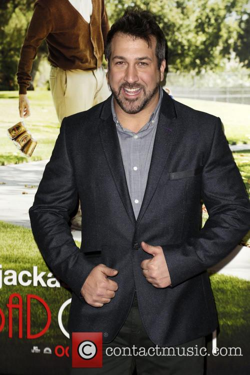 Joey Fatone, TCL Chinese Theatre