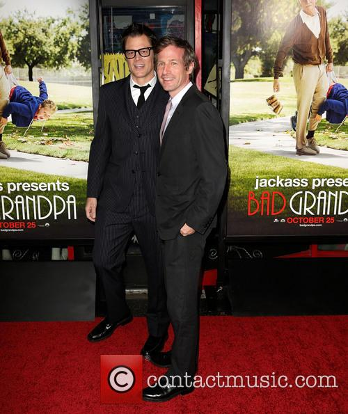 Johnny Knoxville and Spike Jonze 11