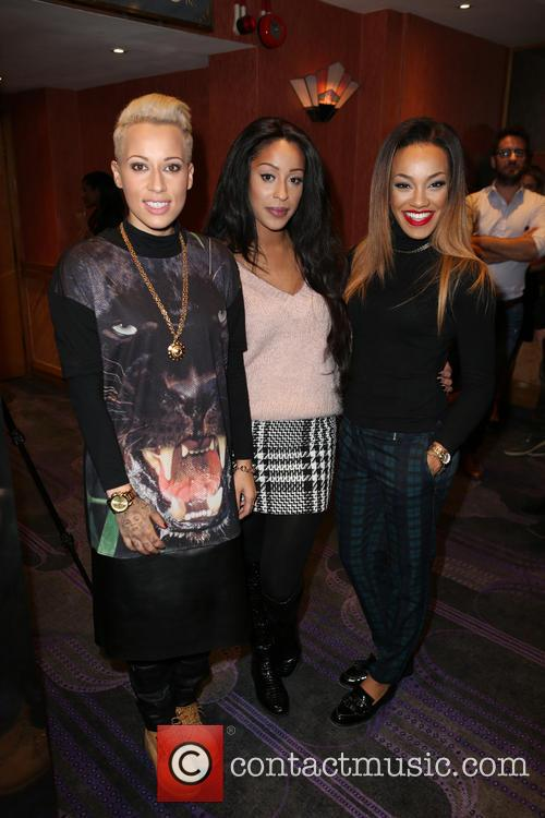 Stooshe, Courtney Rumbold, Karis Anderson and Alexandra Buggs 2