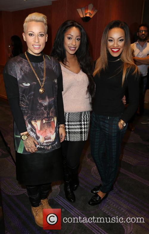 Stooshe, Courtney Rumbold, Karis Anderson and Alexandra Buggs 1