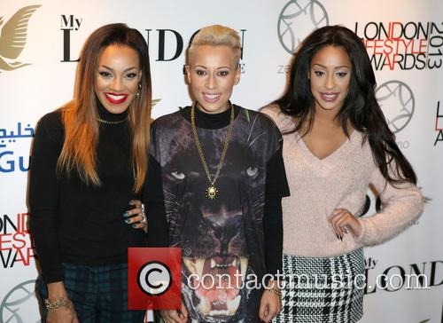 Stooshe, Courtney Rumbold, Karis Anderson and Alexandra Buggs 3
