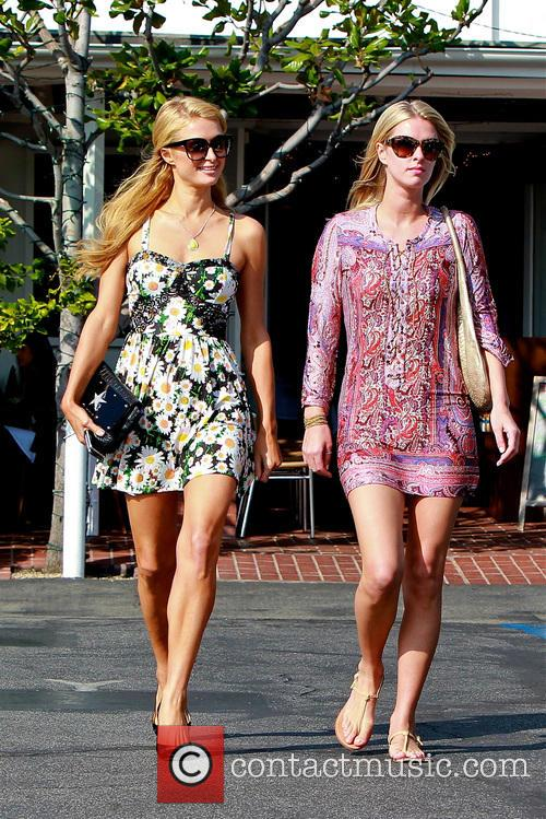 Paris Hilton and Nicky Hilton 4
