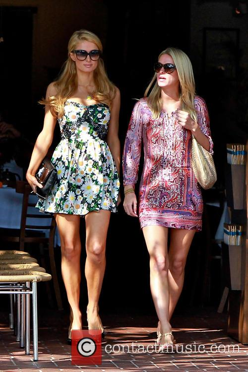 Paris Hilton and Nicky Hilton 6