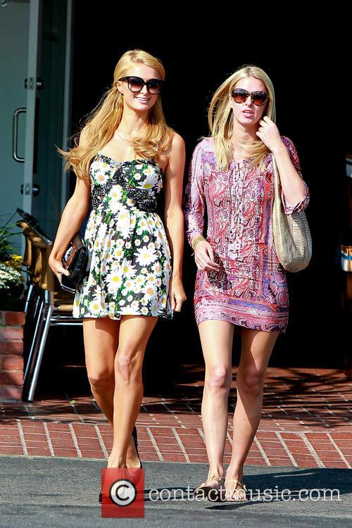 Paris Hilton and Nicky Hilton 7