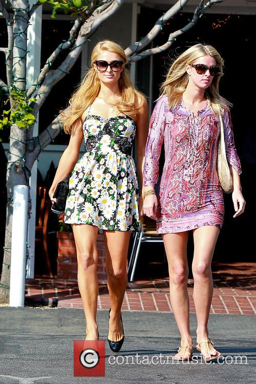 Paris Hilton and Nicky Hilton 8