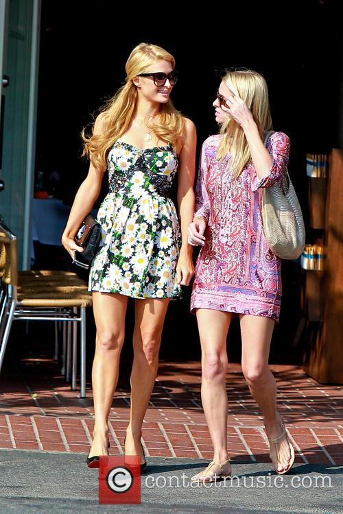 Paris Hilton and Nicky Hilton 14