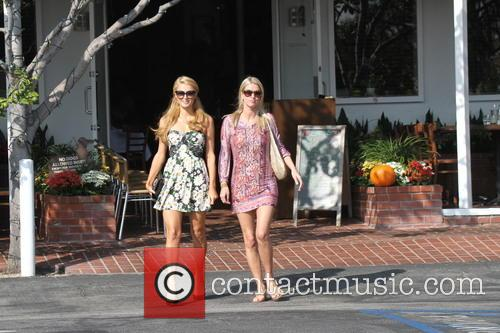 Paris Hilton and Nicky Hilton 3
