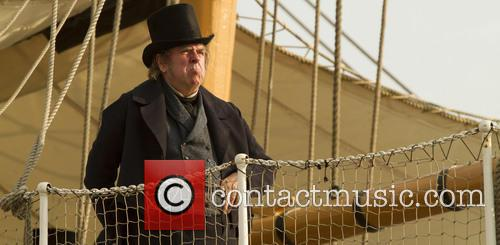 Timothy Spall as J.M.W.Turner in Mike Leigh's Untitled...
