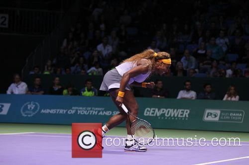 WTA Championships - Serena Williams and Agnieszka Radwanska