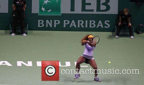 Wta Championships, Serena Williams and Agnieszka Radwanska 5