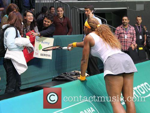 Serena Williams, Wta Championships and Agnieszka Radwanska 2