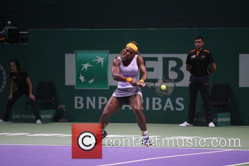 Wta Championships, Serena Williams and Agnieszka Radwanska 8