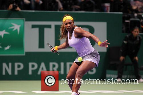 Wta Championships, Serena Williams and Agnieszka Radwanska 9