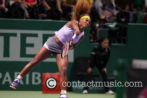 Wta Championships, Serena Williams and Agnieszka Radwanska 10