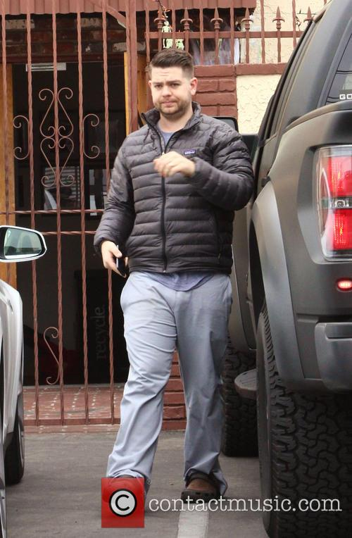 Jack Osbourne arrives at the 'Dancing With The...