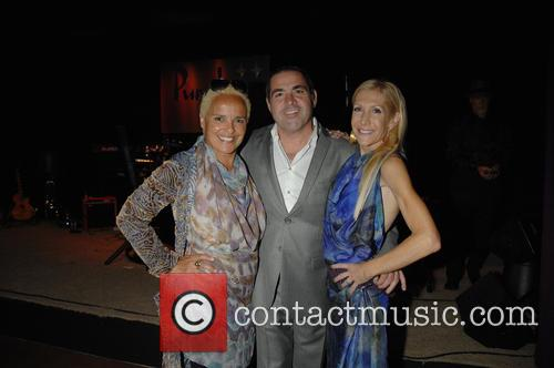 Shari Belafonte, Tony Marchese and Laurie Weitz 2