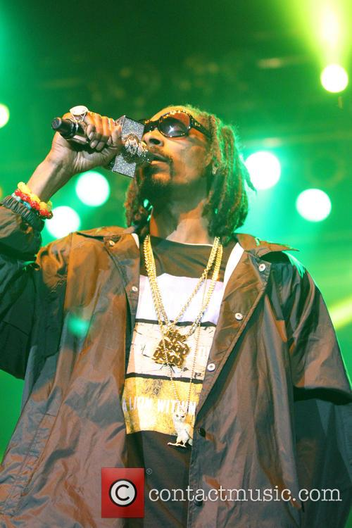 Snoop Lion, Veteran's Memorial Coliseum