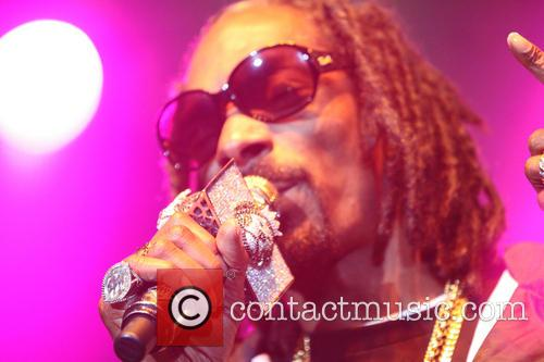 Snoop Lion In Concert