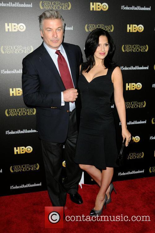 Alec Baldwin and Hilaria Baldwin 2