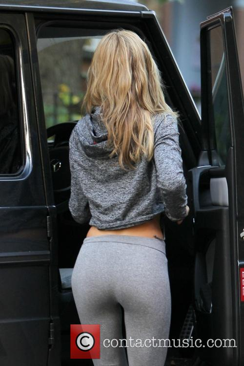 Abbey Clancy 1