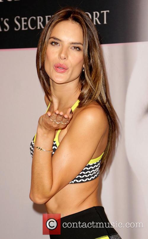 Alessandra Ambrosio reveals Victorias Secret Worlds Best Sport...