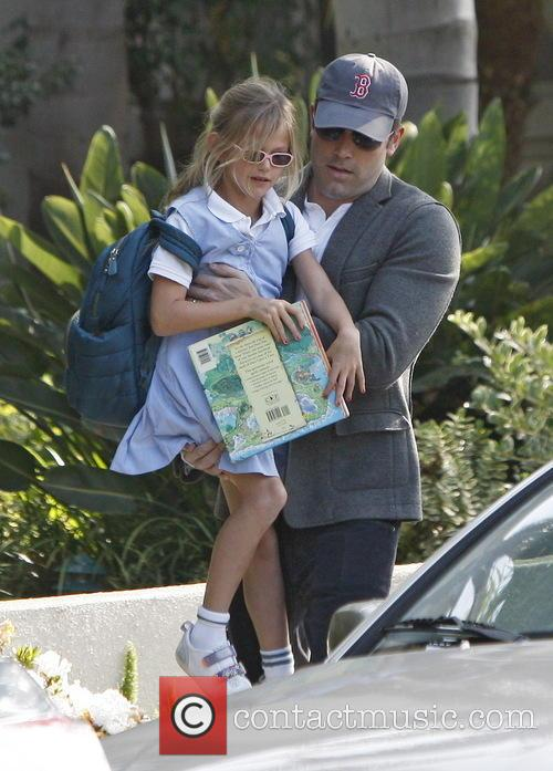 ben affleck violet affleck ben affleck on school 3921864