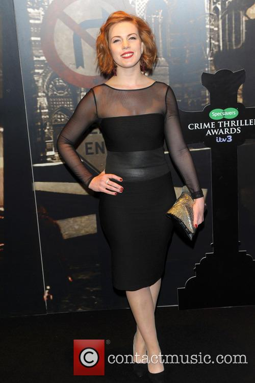niamh mcgrady specsavers crime thriller awards 3921623