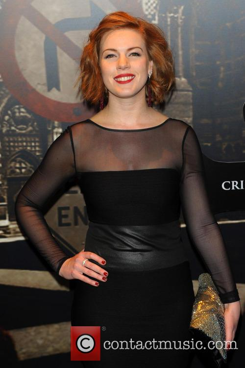 niamh mcgrady specsavers crime thriller awards 3921663