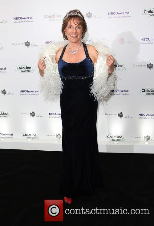 The Downton Abbey ChildLine Ball