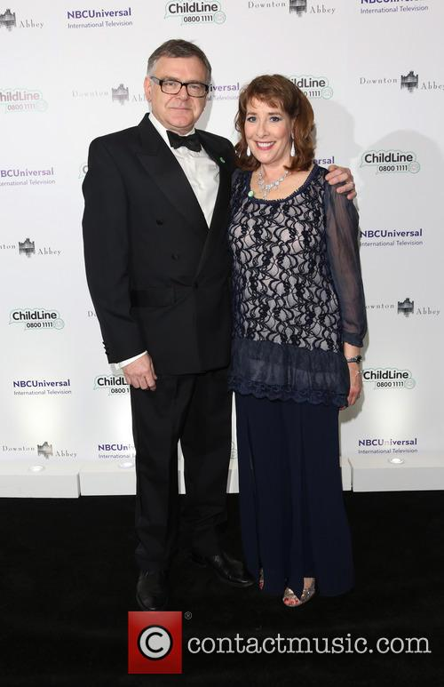 Phyllis Logan and Kevin Mcnally 2