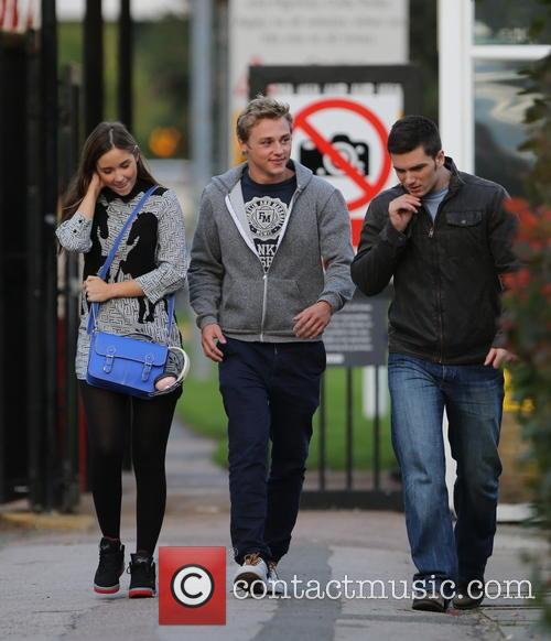 Jacqueline Jossa, Ben Hardy and David Witts 10