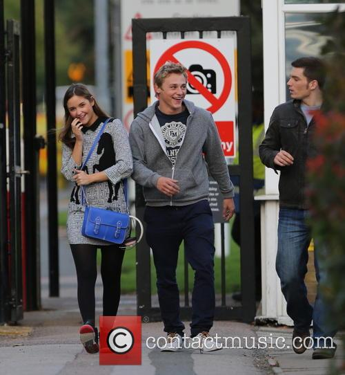 Jacqueline Jossa, Ben Hardy and David Witts 17