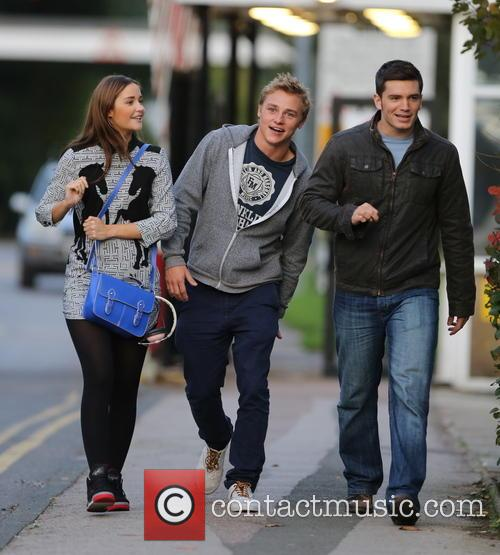 Jacqueline Jossa, Ben Hardy and David Witts 19