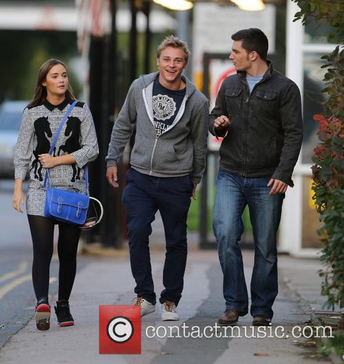 Jacqueline Jossa, Ben Hardy and David Witts 27