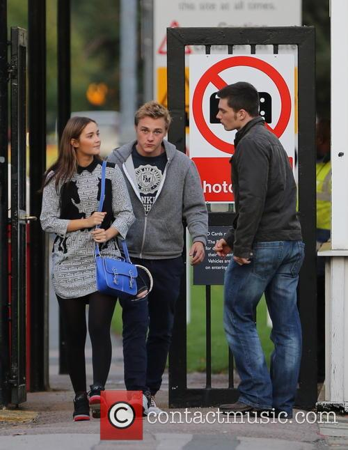 Jacqueline Jossa, Ben Hardy and David Witts 28