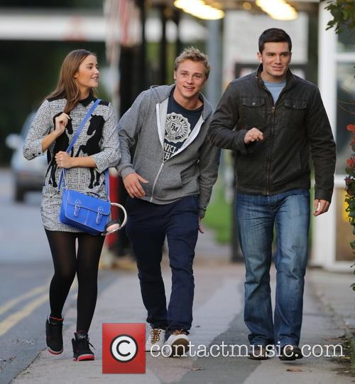 Jacqueline Jossa, Ben Hardy and David Witts 35