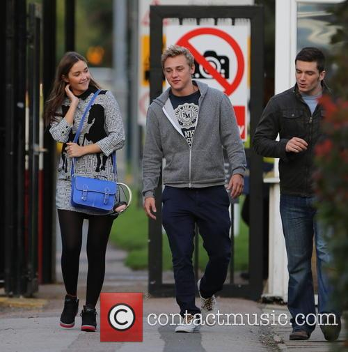 Jacqueline Jossa, Ben Hardy and David Witts 39