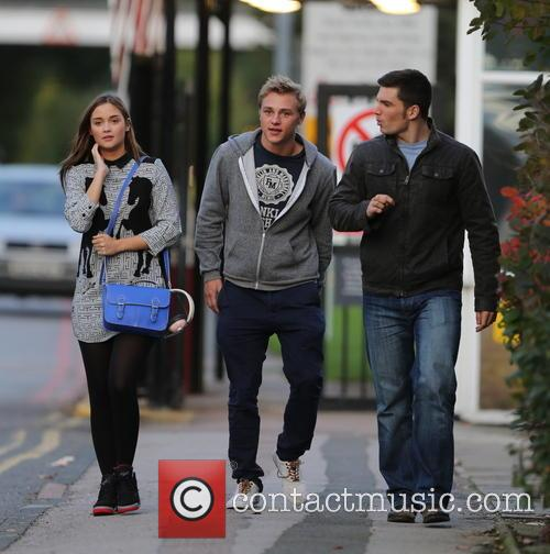 Jacqueline Jossa, Ben Hardy and David Witts 41