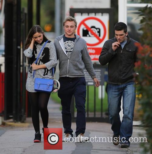 Jacqueline Jossa, Ben Hardy and David Witts 42