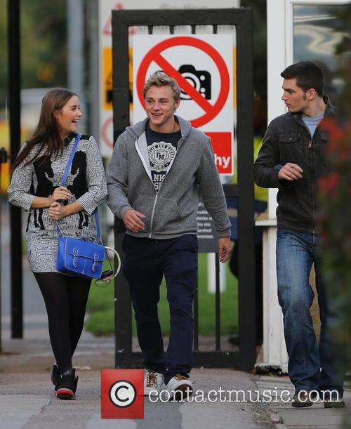 Jacqueline Jossa, Ben Hardy and David Witts 43