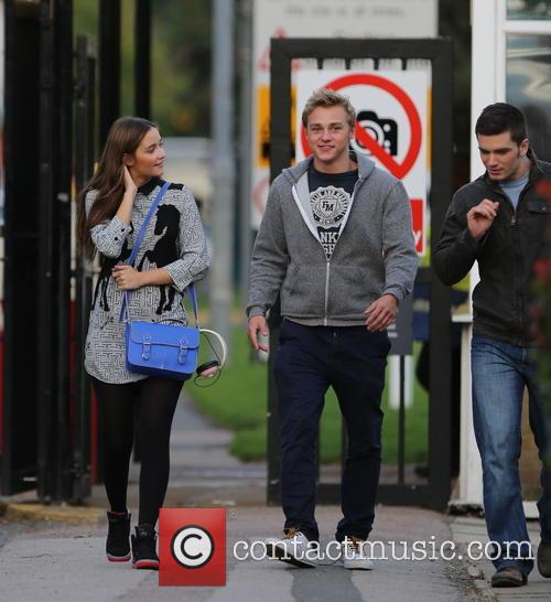 Jacqueline Jossa, Ben Hardy and David Witts 45