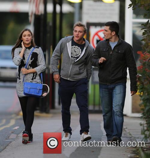 jacqueline jossa ben hardy david witts eastenders cast take 3921313