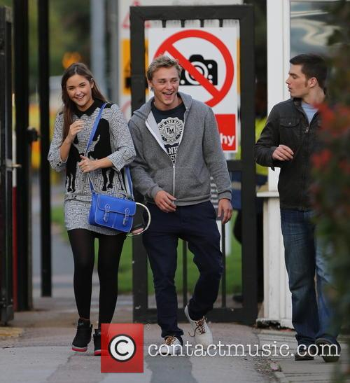 Jacqueline Jossa, Ben Hardy and David Witts 47