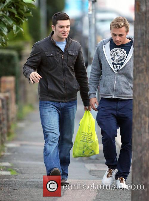 Eastenders, Ben Hardy and David Witts 6
