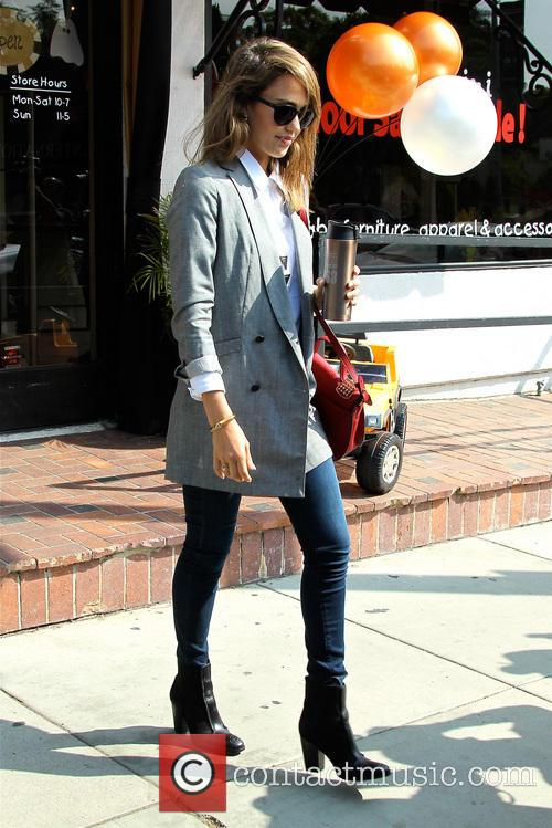 jessica alba jessica alba shopping at bel 3921175